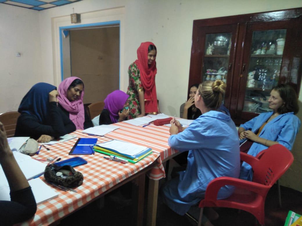 Womens education sri lanka