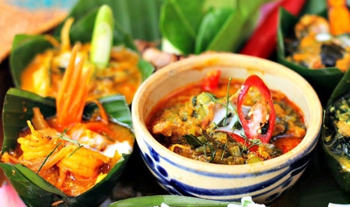 Savor the tastes of the local Cambodian Cuisine
