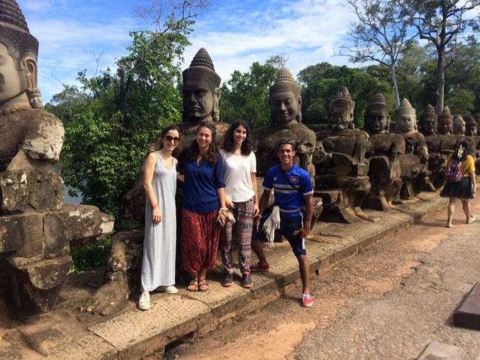 weekend travel while volunteering in cambodia (1)