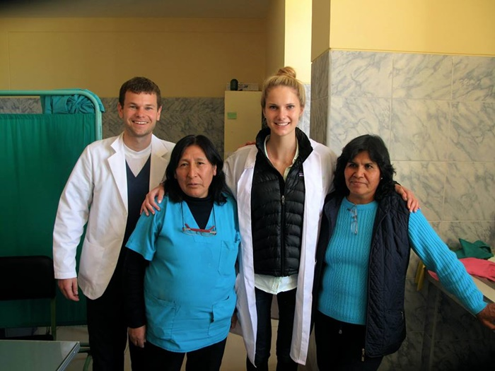 healthcare volunteering in Peru