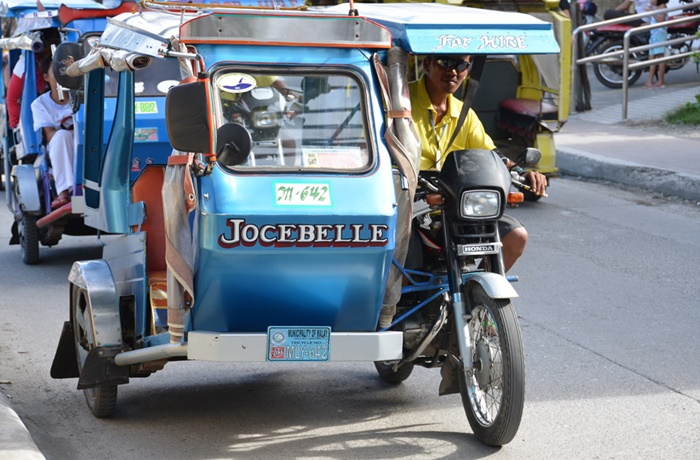 tricycles in philippines
