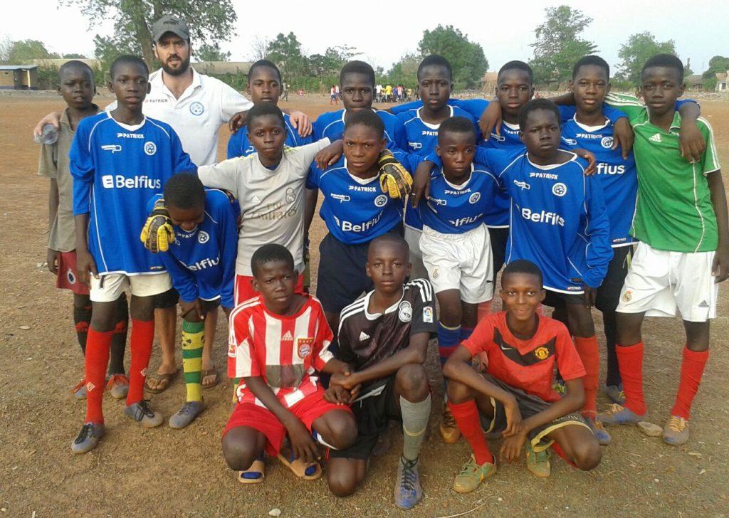 sports development volunteering abroad