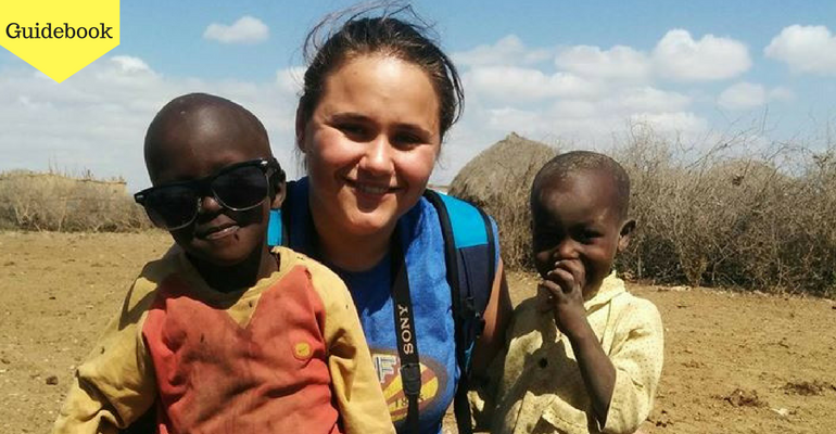 Volunteer work in Tanzania