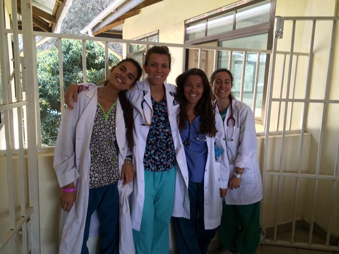 medical volunteering in Zanzibar