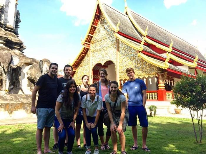 volunteering in Thailand 2017