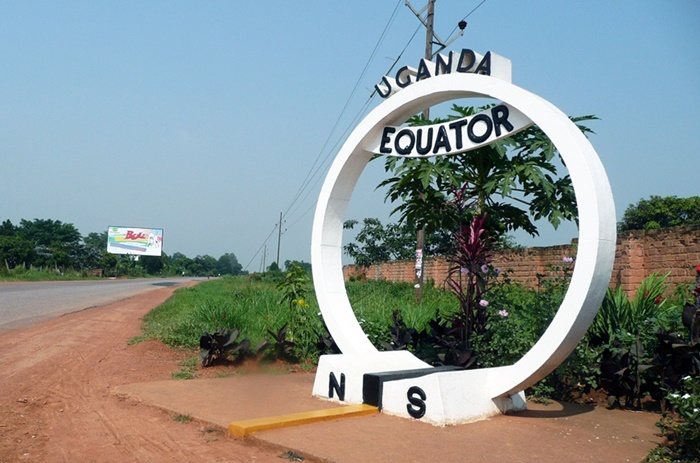 Equator Point uganda