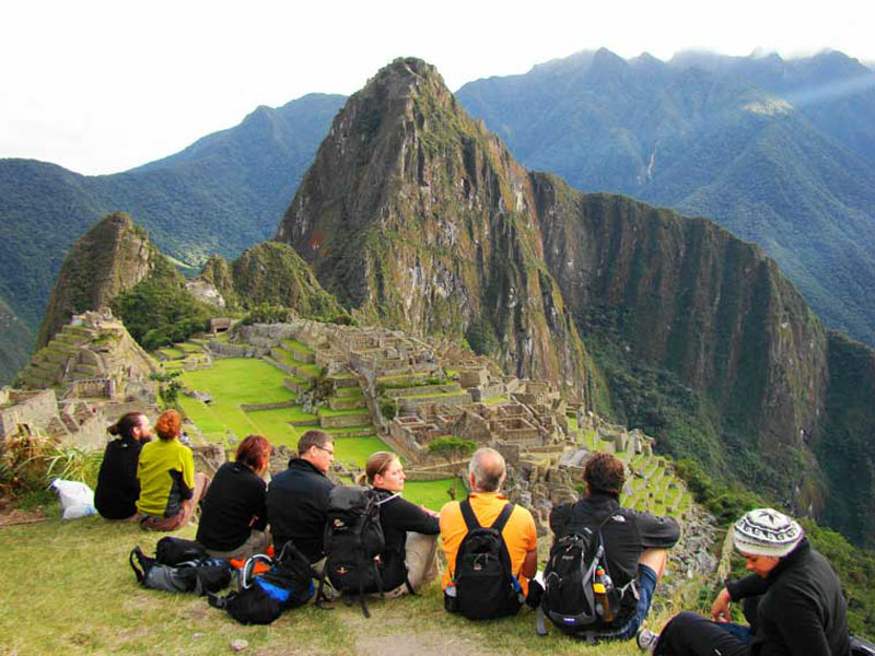 short term volunteer & travel project in Peru