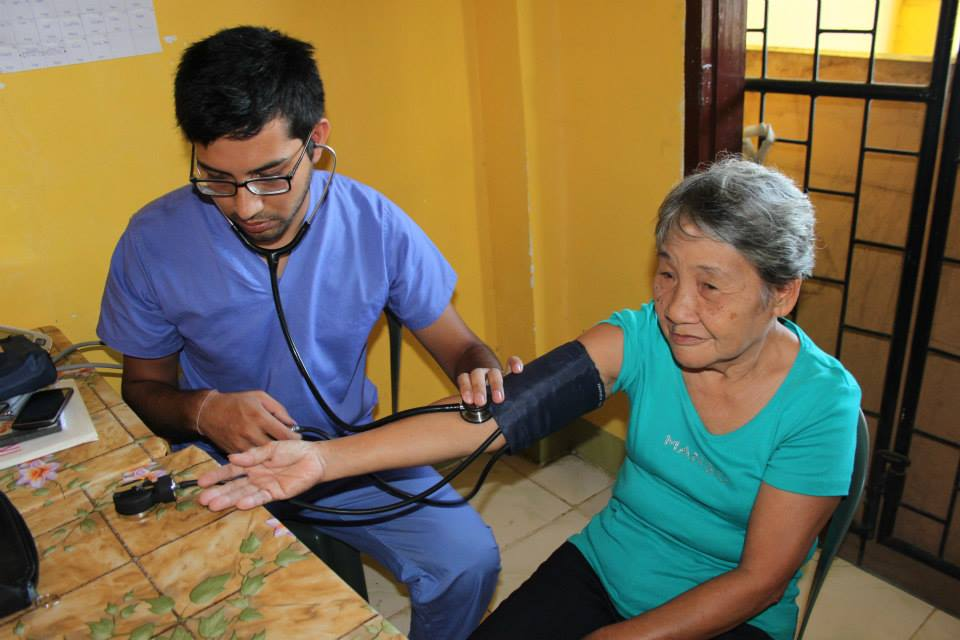 medical volunteering in Philippines