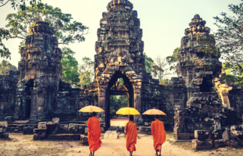 Reasons To Travel To Cambodia