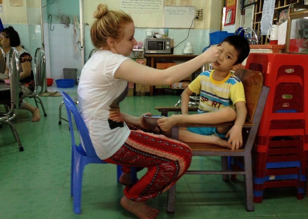 childcare in vietnam
