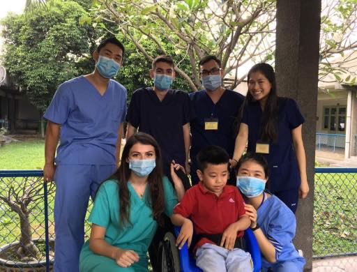medical volunteering in vietnam