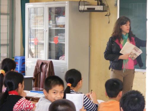 teaching vietnam