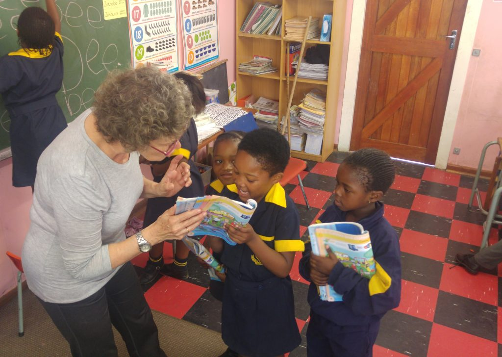 teaching volunteering in south africa
