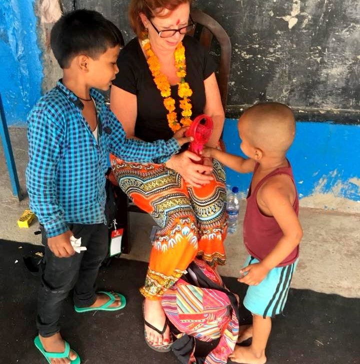 Gill Collier's Experience In India With VolSol 1