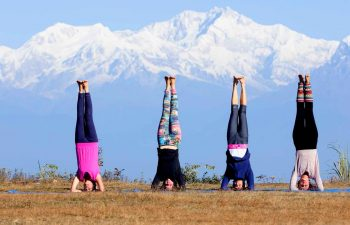 Yoga and Volunteer Adventure in India