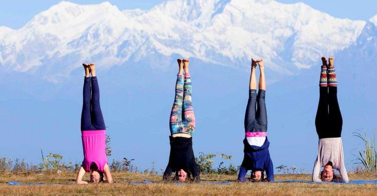 Yoga and Volunteer Adventure in India
