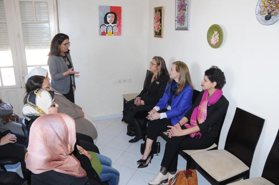 women empowerment in Morocco