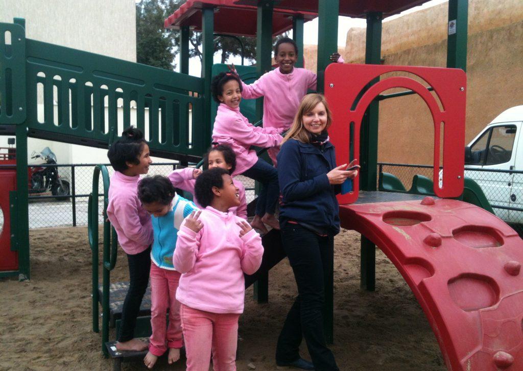 NGO support volunteer work Morocco