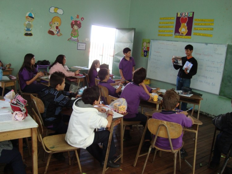 teaching volunteering costa rica