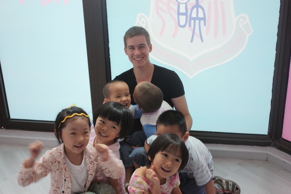 childcare volunteering China