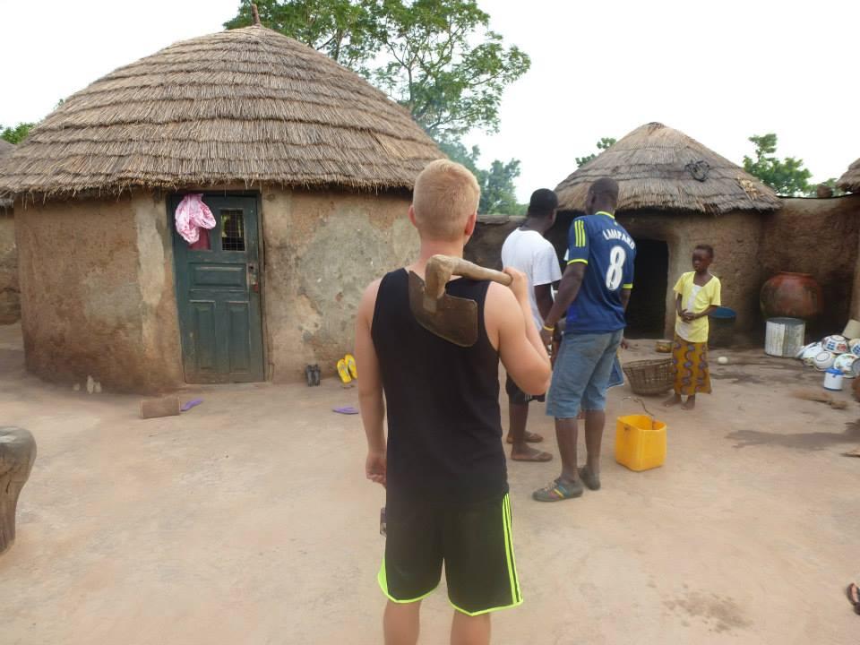 community development abroad