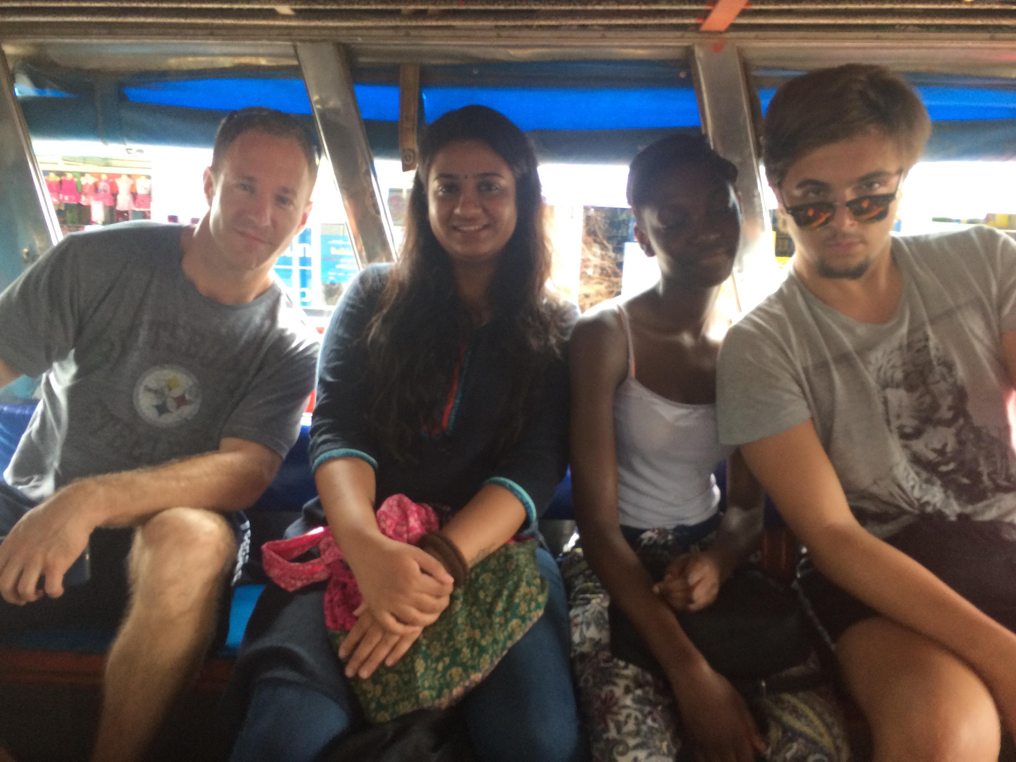 Tuk Tuk Travel Thailand