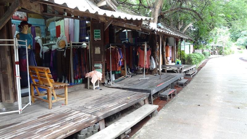 thai silk village