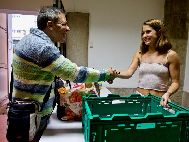 food waste management in portugal