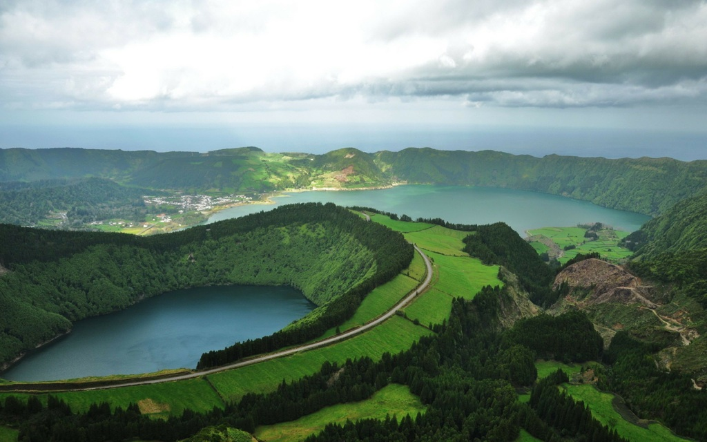 islands of Azores