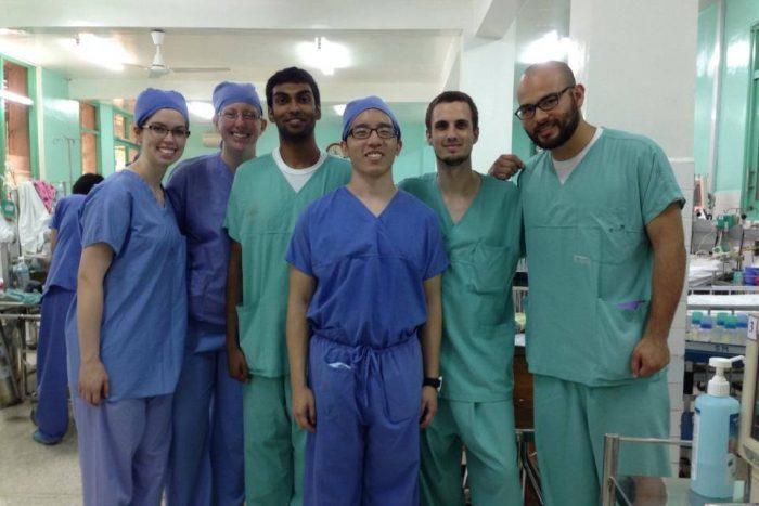 medical volunteering in vietnam