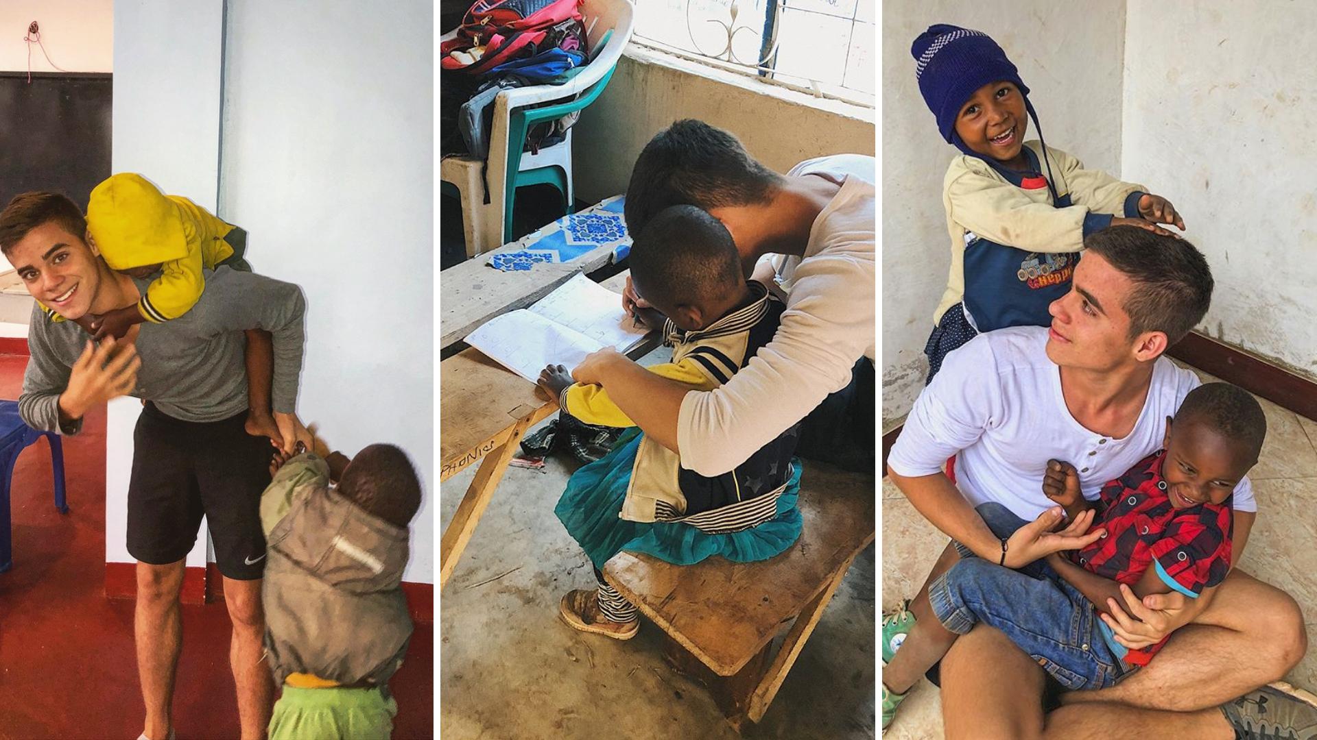 volunteer experience tanzania