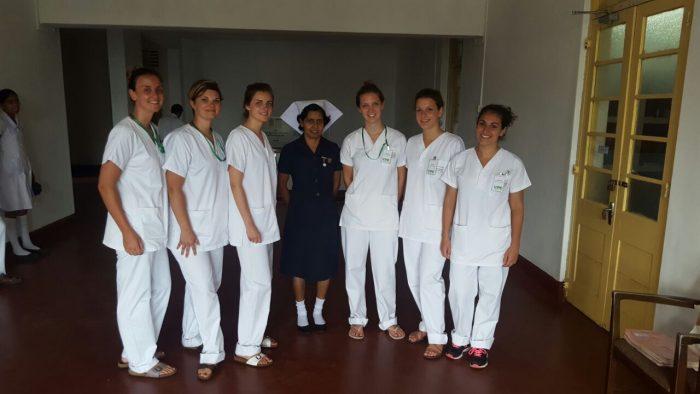 medical volunteering in Sri lanka