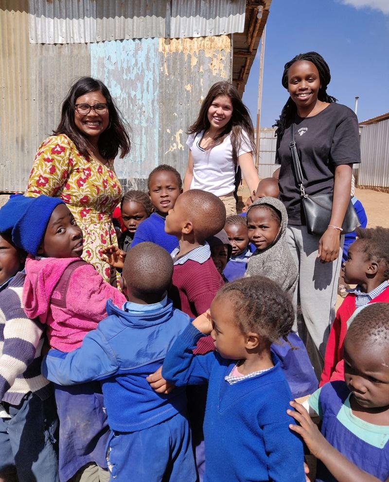 kenya volunteer experience