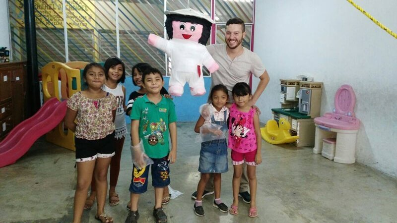 Volunteer In Mexico