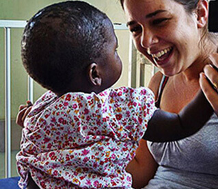 Childcare Volunteer Abroad Projects